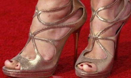 Would You Have Botox in Your Feet to Beat Party Shoe Pain?