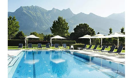 Botox, Boob Jobs and a Bar That Only Serves Water: the Swiss Spa Beloved By the Rich and Famous