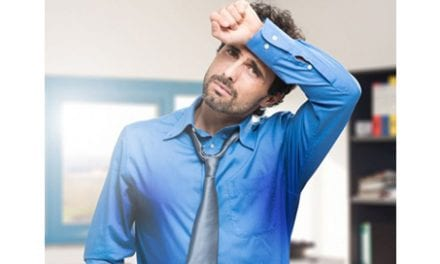 Excessive Sweating Condition Linked to Anxiety and Depression