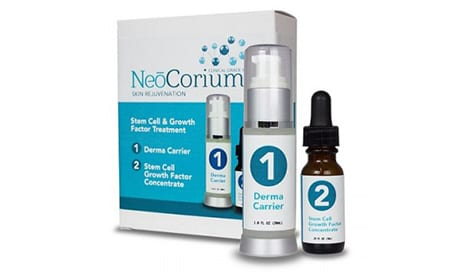 New Anti-Aging EGF Stem Cell Treatment Launched by NeoCorium
