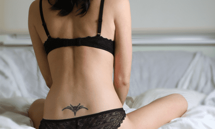 With Lower-Back Tattoos Falling Out of Vogue, Women Are Getting Them Removed