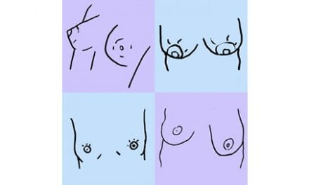 Here's Why Your Boobs Aren't Perfectly Symmetrical