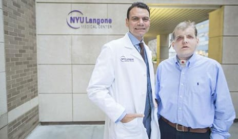 Meet the Pioneering Surgeon Behind Life-Changing Face Transplants