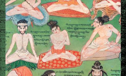 5 Tibetan Yoga Poses That Promote Good Health & Anti-Aging