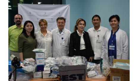International Medical Aid Project Brings Free Reconstructive Surgery to Kazakh Children