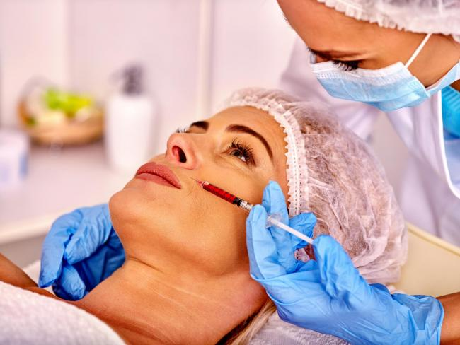 Young-at-Heart Scots Are the New Botox Believers