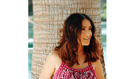 Salma Hayek Says Drinking Bone Broth Helps Her Avoid Botox