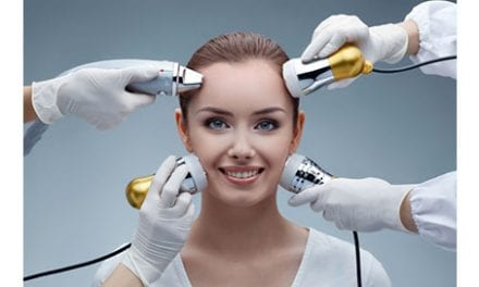 Women Are Zapping Their Faces with Radio Waves Instead of Plastic Surgery