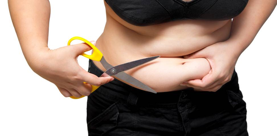 Tummy Fat Paunches Above Its Weight in Plastic Surgery Procedures