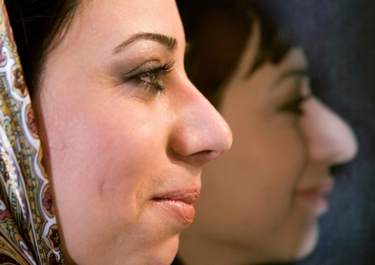 New Study Points to Role of Climate in Shaping Noses
