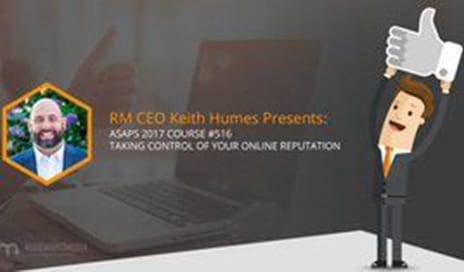 ASAPS 2017 San Diego: Rosemont Media CEO to Lecture on Reputation Management for Plastic Surgeons
