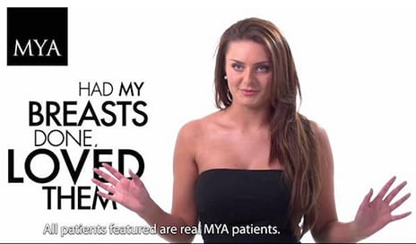 """Plastic Surgery Ad Banned for """"Exploiting"""" Young Women's Insecurities"""