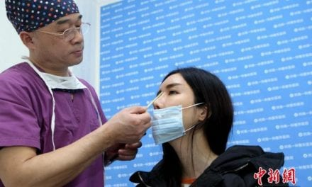 Half of Chinese Cosmetic Surgery Market Now Students