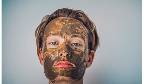 Face Mask Skin Rubbing: An On-ramp for COVID?