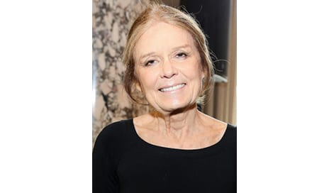 Gloria Steinem on Beauty: 'After You're 70, You Have No Interest in Being Sexy'