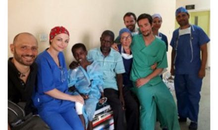 Marbella Plastic Surgeons Carry Out Life-Changing Surgery on Disfigured Kenyan Patients