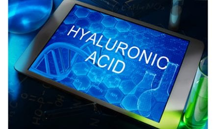 Storage of Partially Used Hyaluronic Acid Carries Some Contamination Risk