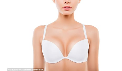The Internal Bra Boosting Breast Surgery: Cancer Survivors Offered Mesh Implant Which Gives Support