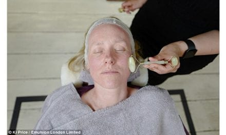 Gone Are the Knives and Bandages: Discover the Walk-In Beauty Bars That Will Blitz Your Wrinkles – and Even Give an Instant Facelift – In Just 20 Minutes