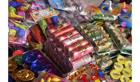 Shell-and-Mortar-Style Fireworks Cause the Most Severe Injuries, Per Study