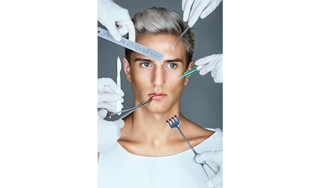 The Male Facelift Patient Is Different