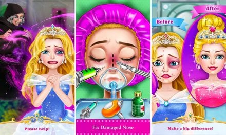 """These Cosmetic Surgery """"Games"""" Are Profiting from Young Girls' Insecurities"""