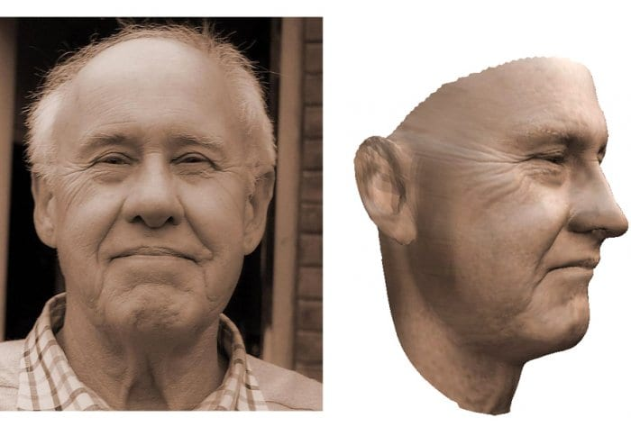 3D Models of Faces Developed By Researchers Could Help In Reconstruction Surgery