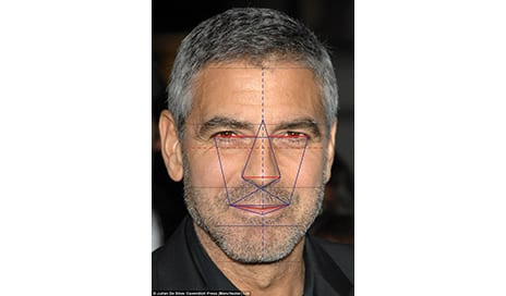 It's Official! Science Confirms That George Clooney Does Have the World's Most Handsome Face