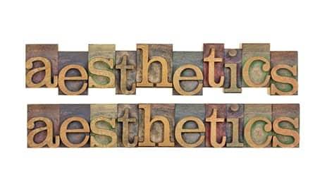 Creativity Drives Interest in Aesthetics