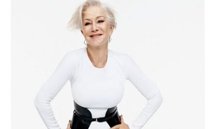 Helen Mirren Doesn't Like the Phrase 'Anti-Aging' Either