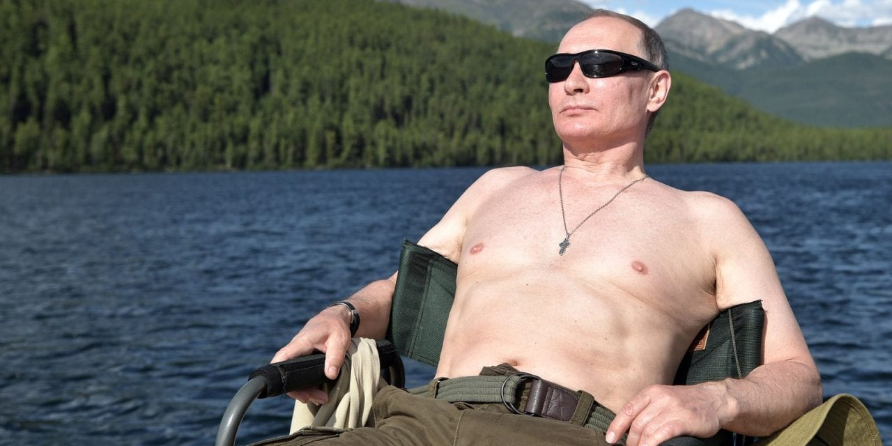 Don't Look Like Vladimir Putin: When Powerful Men's Obsession with Injectables and Fillers Goes Wrong