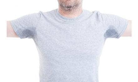 Microwave Energy Treatment Reduces Underarm Odor