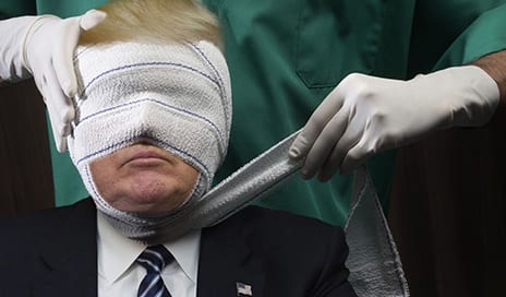 Is Trump the Driving Force Behind D.C.'s Plastic Surgery Boom?