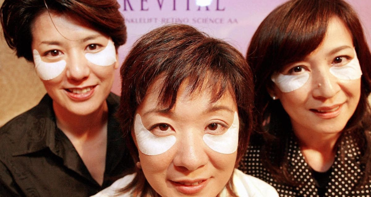 How Anti-Aging Cosmetics Took Over the Beauty World