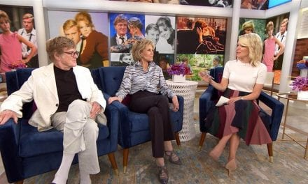 Jane Fonda Snaps Over Plastic Surgery Questions On 'Megyn Kelly Today'