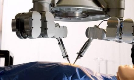 World's First Super-Microsurgery Operation with 'Robot Hands'