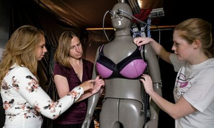 New Thermal Bra for Breast Cancer Survivors Aims to Eliminate the Chills