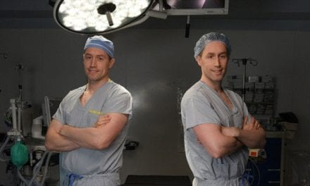 Identical Twin Plastic Surgeons Do Double Duty at St. Joseph's Hospital