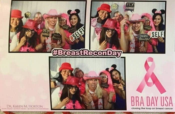 BRA Day USA is Wednesday, Oct. 18