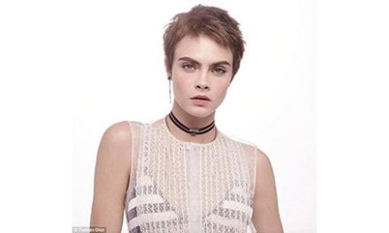 Beauty Fans Blast Dior for Signing Up Cara Delevingne, 25, As the Face of Its Anti-Ageing Skincare Line