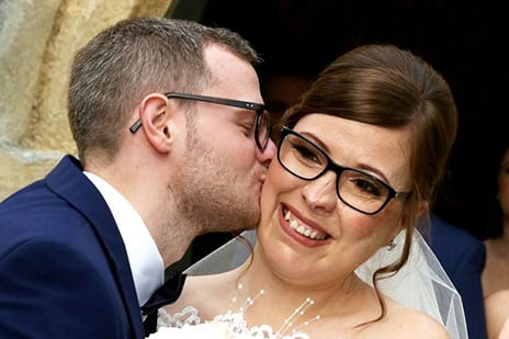 'There Is a Happy Ending': Woman Born with Severe Facial Deformity Gets Married After 14 Years of Reconstructive Surgery