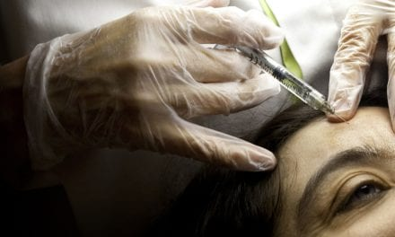 Botox Cosmetic Injections Can Lengthen the Forehead