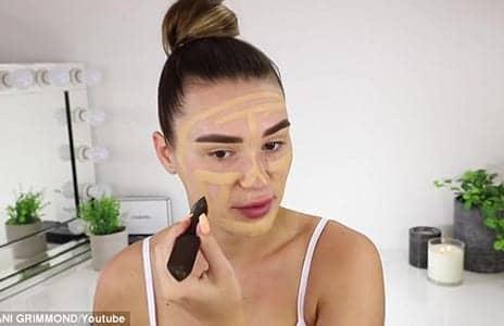 Makeup Expert Mimicks the Effects of a Nose Job, Botox, and Lip Fillers