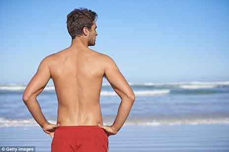 'Dad Bod' Surgery Rising As Men Choose Cosmetic Operations to Lose 'Grabbable' fat So They Look Better On the Beach