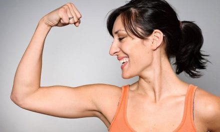 We're Getting Brutally Honest About What You Can Actually Do About Arm Fat