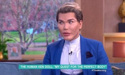'Human Ken Doll' Reveals Inspiration Behind Unique Look