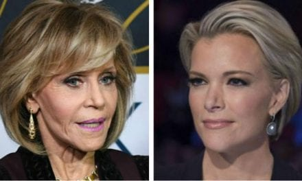 Megyn Kelly Fires Back at Jane Fonda Over Plastic Surgery Question