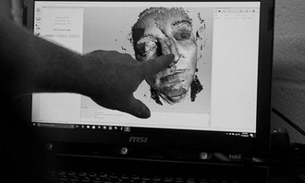 For the Living, a Donated Face. For the Dead, a Lifelike Replacement