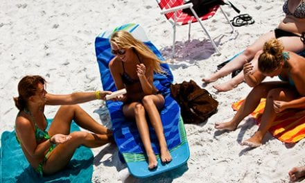 Most Sunscreens Can Harm Coral Reefs. What Should Travelers Do?