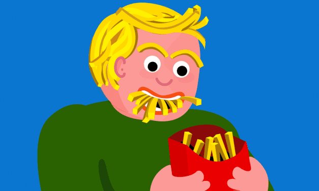 Is Baldness Holding Your Career Back? McDonald's French Fries Could Be the Cure